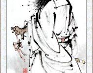 中国画钟馗